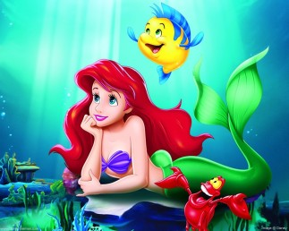 ariel_little_mermaid_high_quality_wallpaper